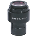 10x Microscope Eyepiece with Reticle