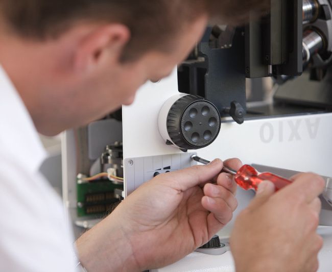 Microscope Service for Southern California